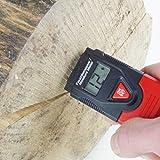 Holzfeuchtemessgerät (rot)