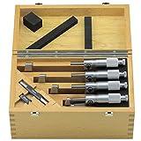 Bügelmessschrauben-Satz Micromar 0-100 mm MAHR